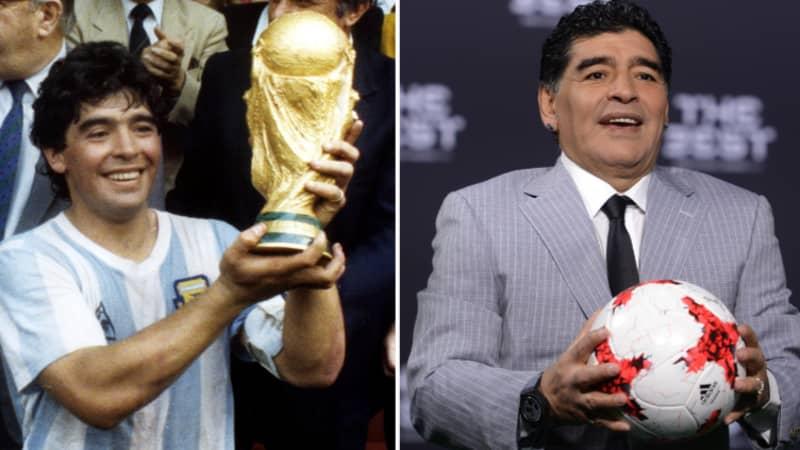 Diego Maradona Has Passed Away Age 60 After Cardiac Arrest