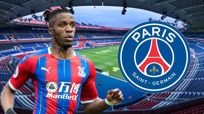 Paris Saint-Germain Lining Up Shock £100 Million Move For Wilfried Zaha As Replacement For Neymar