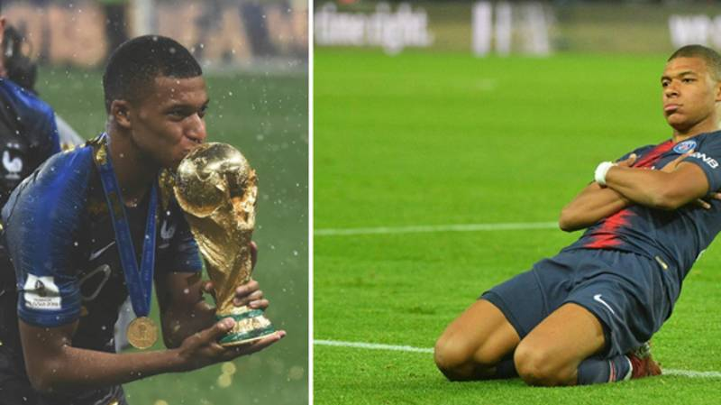 Kylian Mbappe Explains Why He Donated His $500,000 World Cup Wage To Charity