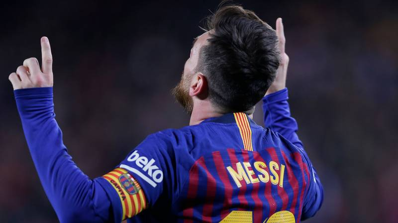 Lionel Messi Has Scored At Least 20 Goals In Eleven Consecutive Seasons