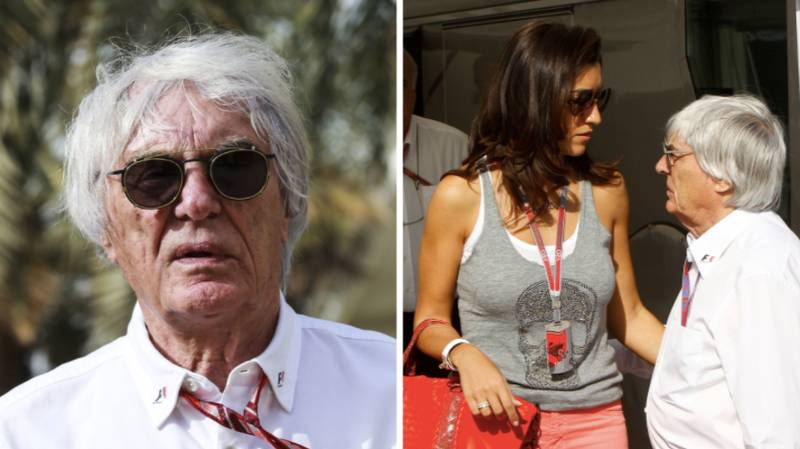 F1 Mogul Bernie Ecclestone, 89, To Become Father For The Fourth Time