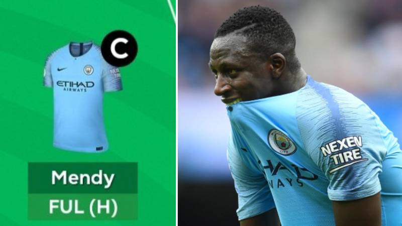 What Benjamin Mendy Has Tweeted About Fantasy Premier League Is Brilliant