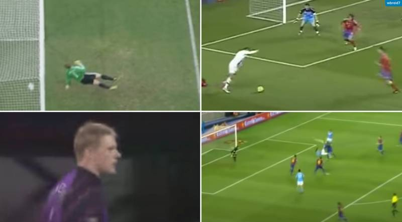 Top Five Goals That Never Were Ft. Cristiano Ronaldo, Edinson Cavani, and... Peter Schmeichel!?
