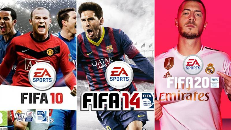 Ranking Every FIFA Game This Century From Worst To Best Based On Metacritic Scores