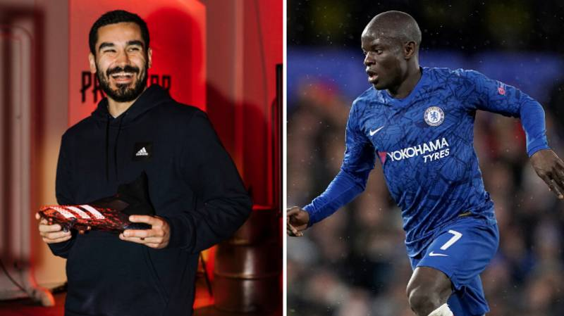 Ilkay Gundogan Exclusive: N'Golo Kante Is The Toughest Midfielder I've Played Against
