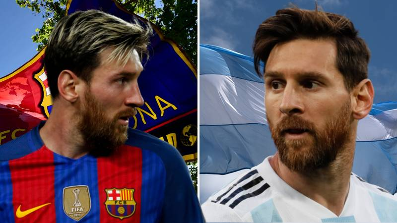 Compilation Video Spotlights Lionel Messi's Best Chipped Goals For Barcelona And Argentina