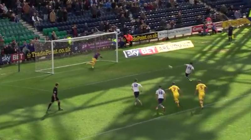WATCH: MK Dons Striker Goes In Goal, Saves Penalty