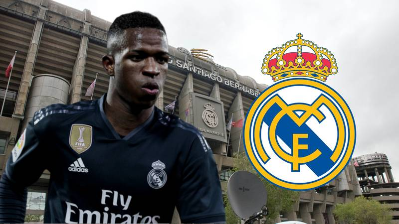 Vinícius Júnior Names One Real Madrid Star Who Has Helped Him Improve