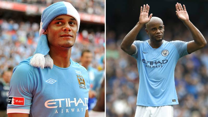 Vincent Kompany Wants To Bring Back Manchester City Fan Favourites For Testimonial Match
