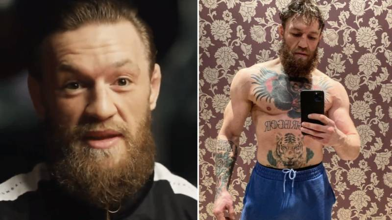 Conor McGregor Reveals Exactly How Much Weight He Has Put On Since Khabib Fight