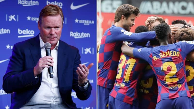Ronald Koeman Has '10 Commandments' To Take Barcelona Back To The Top