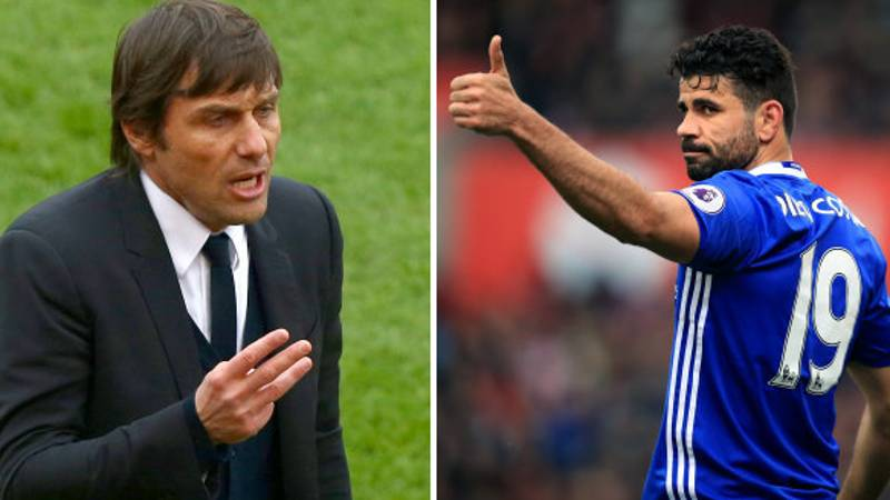 Chelsea Receive Embarrassingly Low Offer For Diego Costa