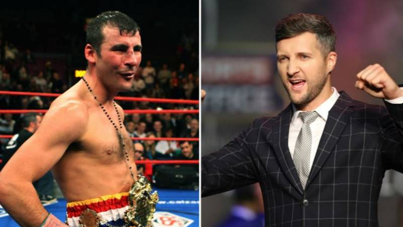Joe Calzaghe Buries Carl Froch With The Perfect Response To Call Out