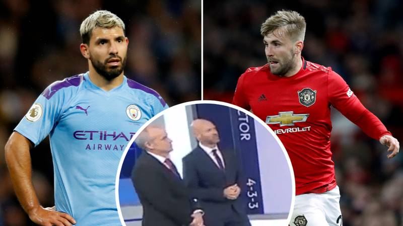 Fans Are Raging At Danny Mills' Controversial Manchester Derby Combined XI