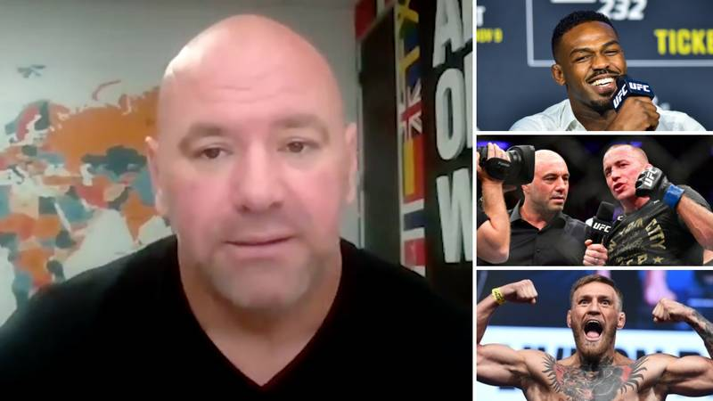 Dana White Argues 'There's No Debate' Over Who The True UFC GOAT Is