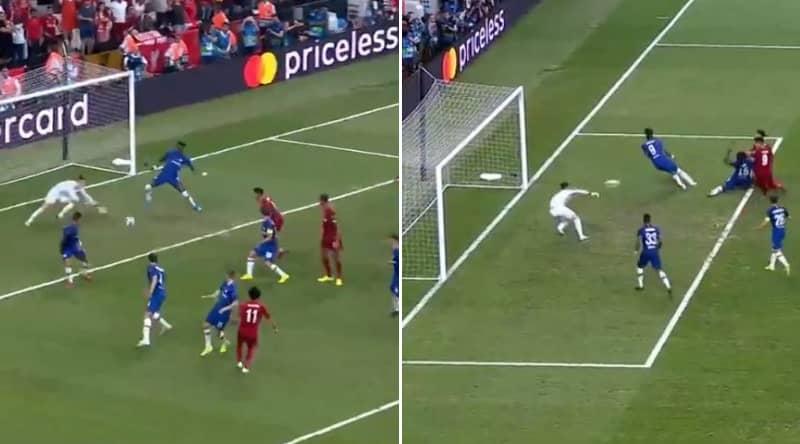 Kepa Arrizabalaga Denies Virgil Van Dijk From Scoring Liverpool Winner With A World-Class Save