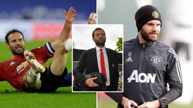 Juan Mata Rejects Incredible Offer In Transfer Window To 'Win A Title' At Manchester United This Season