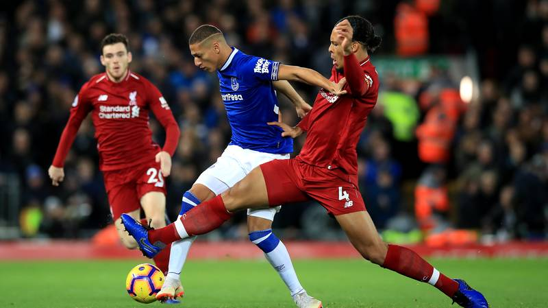 Richarlison Believes There Are Three Centre-Backs Better Than Virgil Van Dijk