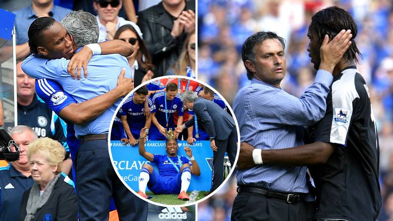 Didier Drogba Revealed Jose Mourinho's Speech Stopped Him Leaving Chelsea