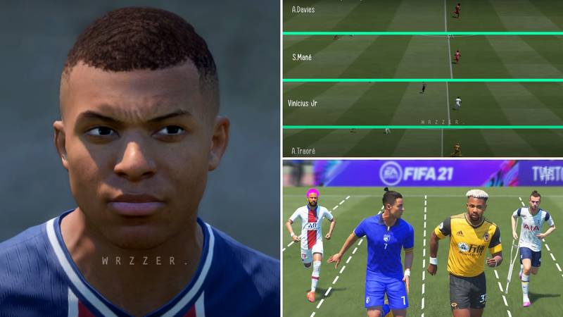 YouTuber Proves Who The Fastest Player In FIFA 21 Is With Huge Tournament