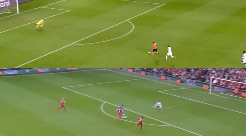 Video Comparing Demba Ba's 'Identical' Goals Against Manchester United And Liverpool Goes Viral