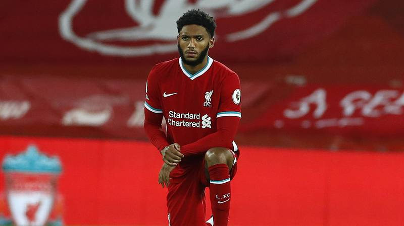 Liverpool Provide Update As Joe Gomez Undergoes Successful Knee Surgery