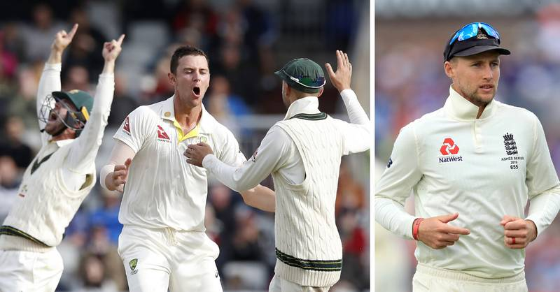 Australia Beat England At Old Trafford To Retain The Ashes