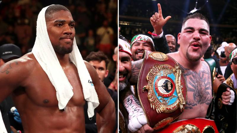 Andy Ruiz Jr Vows To End Anthony Joshua's Career In The Rematch