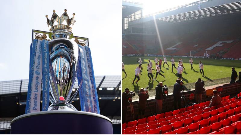 The Premier League Has Come Up With A Plan Called 'Project Restart' To Resume The Season