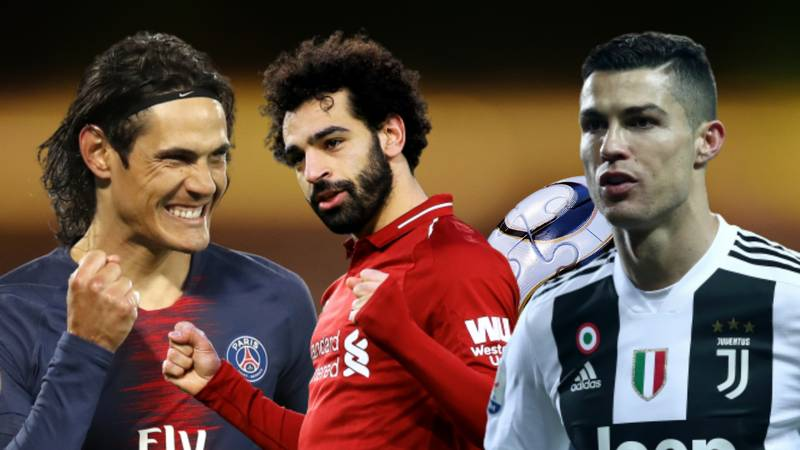 The Ten Best Goalscorers In Europe's Top Five Leagues Have Been Revealed