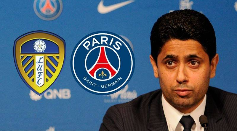 PSG Owners 'In Talks' Over Potential Takeover Of Leeds United