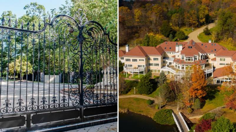 The Incredible Mansion Mike Tyson Sold To 50 Cent When He Was Bankrupt