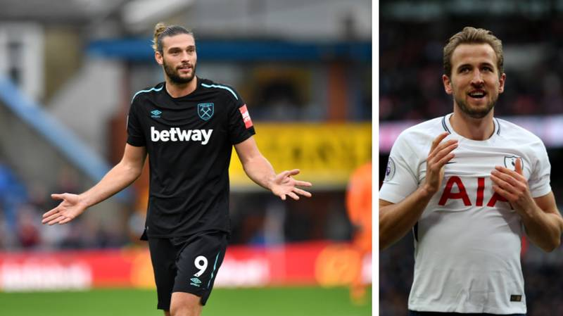 Journalist's Andy Carroll-Harry Kane Comparison Is Utterly Brilliant