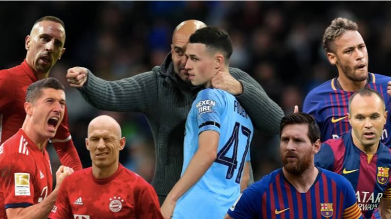 """Pep Guardiola: """"Phil Foden Is The Most Talented Player I've Ever Seen"""""""