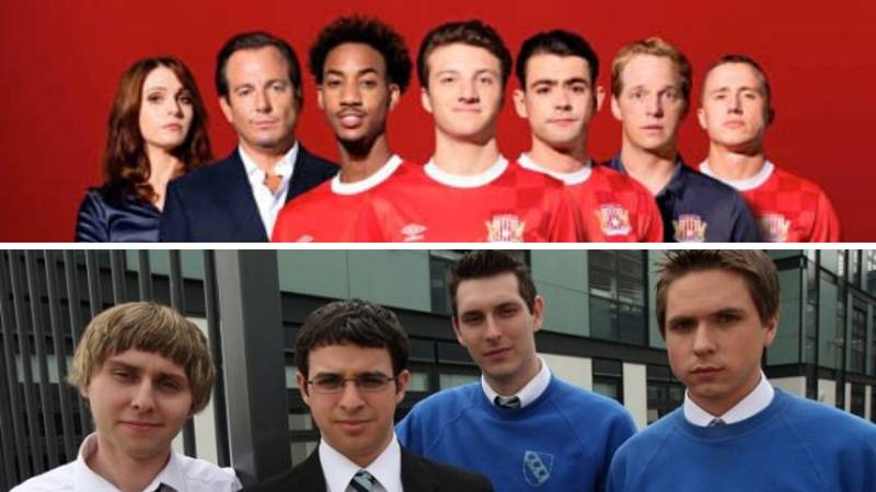 A Football Version Of 'The Inbetweeners' Will Be Broadcast Tonight