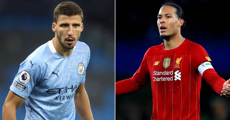 Fans Claim Ruben Dias Has Had Greater Impact At Manchester City Than Virgil Van Dijk At Liverpool