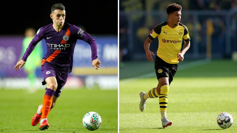 Three European Clubs To Target Phil Foden Who Could Only Cost Them £175,000