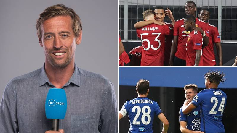 "Peter Crouch Predicts A ""Dog Fight"" As He Names His Premier League Top Four"