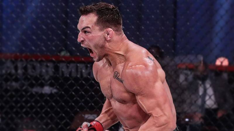 Conor McGregor Could Fight Former Bellator Champion Michael Chandler