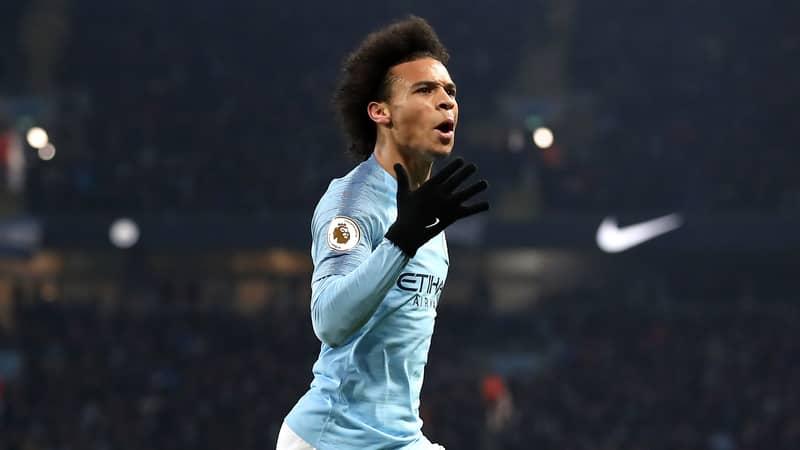 Fans Mock German FA Over Social Media Post About Leroy Sane