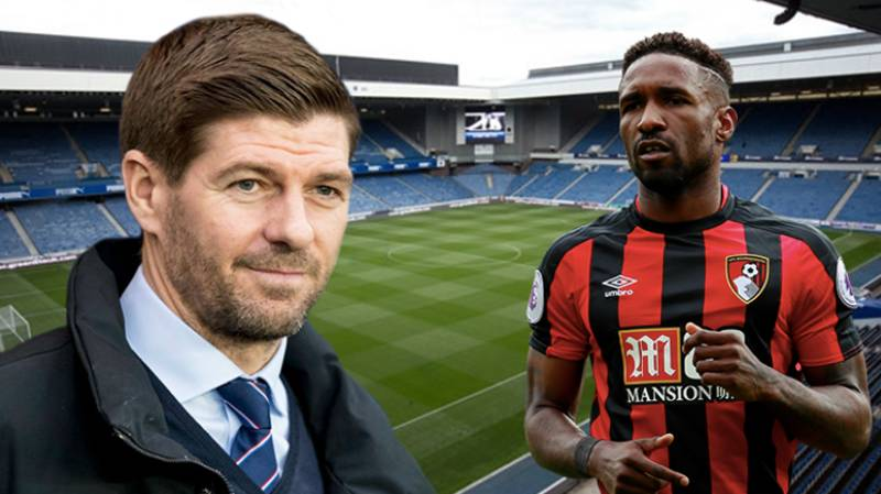 Jermain Defoe To Join Rangers On An 18-Month Loan Deal