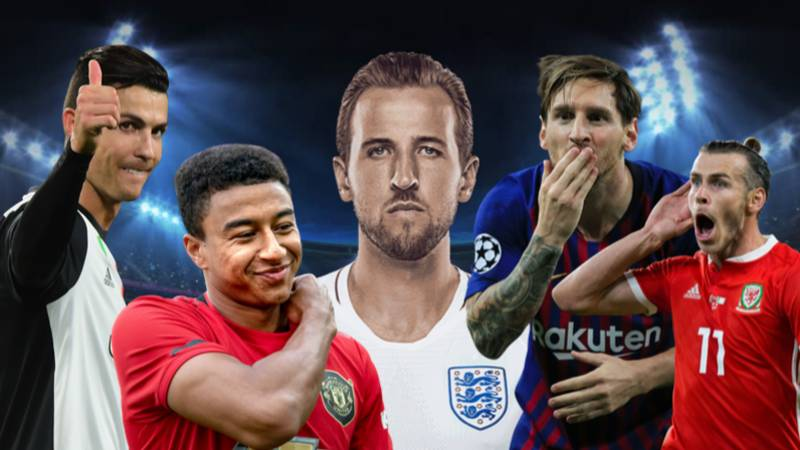 The Top 50 Most Popular Footballers In The UK According To YouGov Study