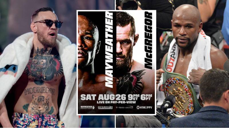 Floyd Mayweather Vs. Conor McGregor - The Insane Numbers Behind 'The Money Fight'