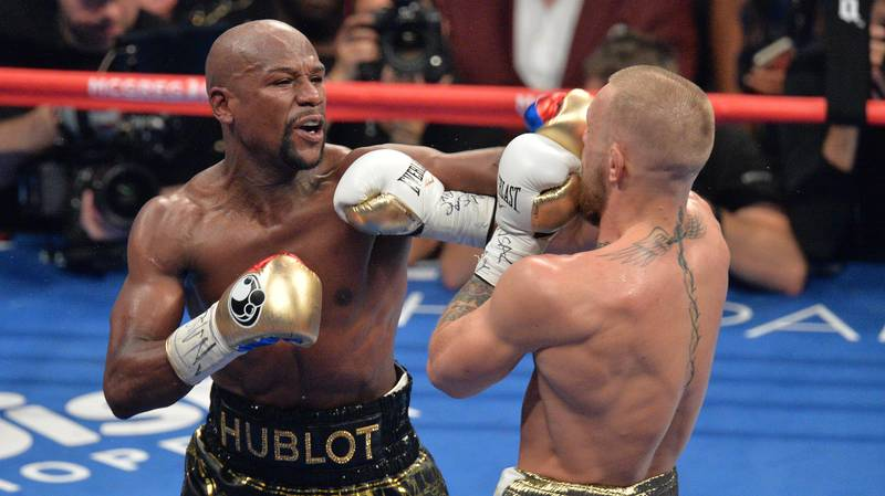 Mayweather Was Stopped From Placing A Huge Bet On Himself To Win
