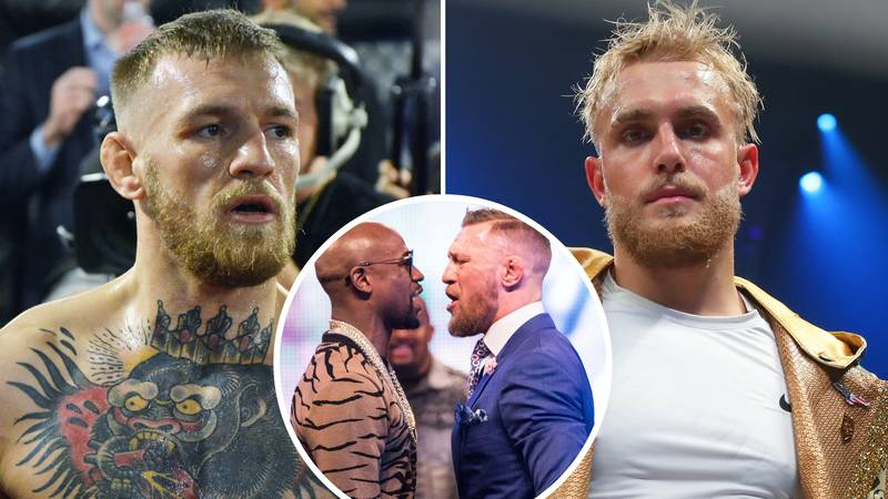'Jake Paul Vs Conor McGregor Is A Lot More Competitive Than UFC Star Vs Floyd Mayweather'