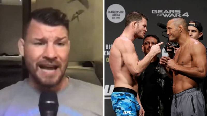 Michael Bisping Aims Explicit Foul Mouthed Rant At Dan Henderson