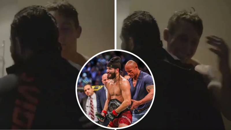 Jorge Masvidal And Darren Till Shared Classy Exchange After UFC 244