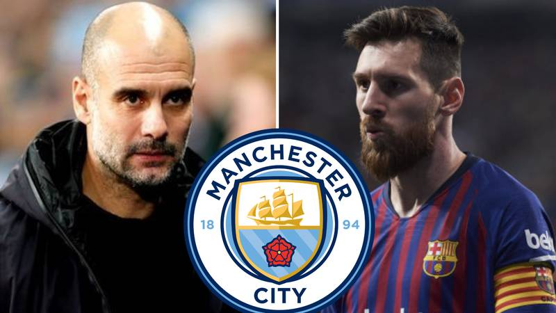Manchester City To 'Make Room' For Lionel Messi's Arrival By Axing Star Player