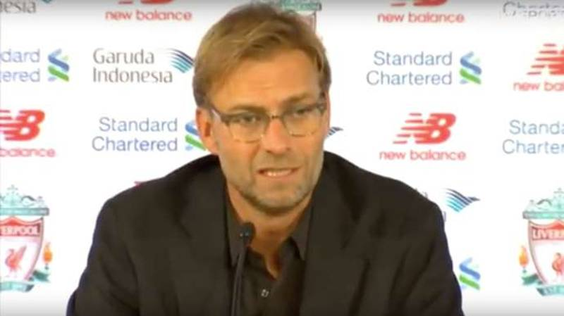 Jurgen Klopp Predicted Liverpool Would Win The League In 2020 In His First Press Conference