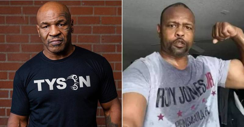 Mike Tyson Vs Roy Jones Jr: Rules And Regulations For Exhibition Fight Confirmed